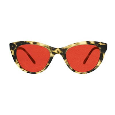 Clare V. Collab Sunglasses in Tortue with Rogue