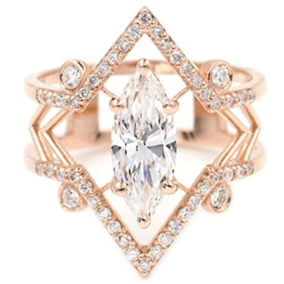 The Arrow Marquise