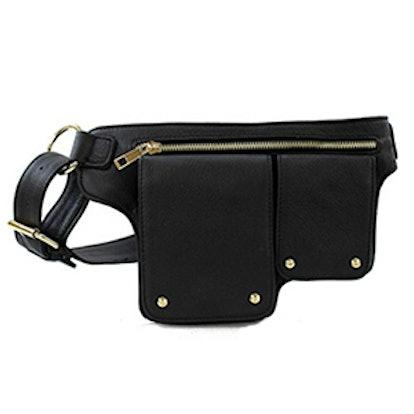 Genuine Leather Belt-Bag