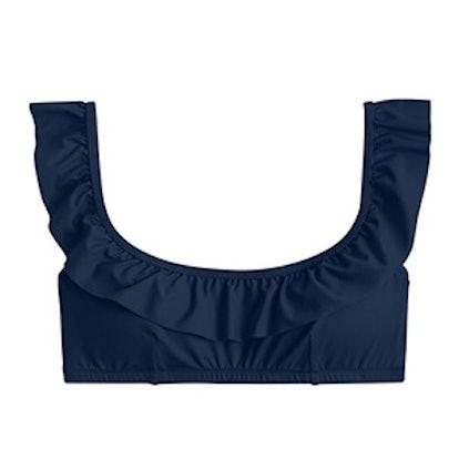 Ruffle Bikini Top