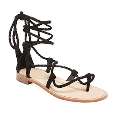 Bailee Lace-Up Sandal