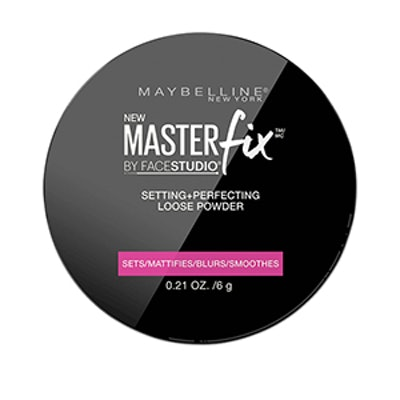 FaceStudio Master Fix Setting + Perfecting Loose Powder