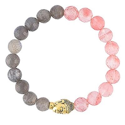 Beaded Buddha Bracelet