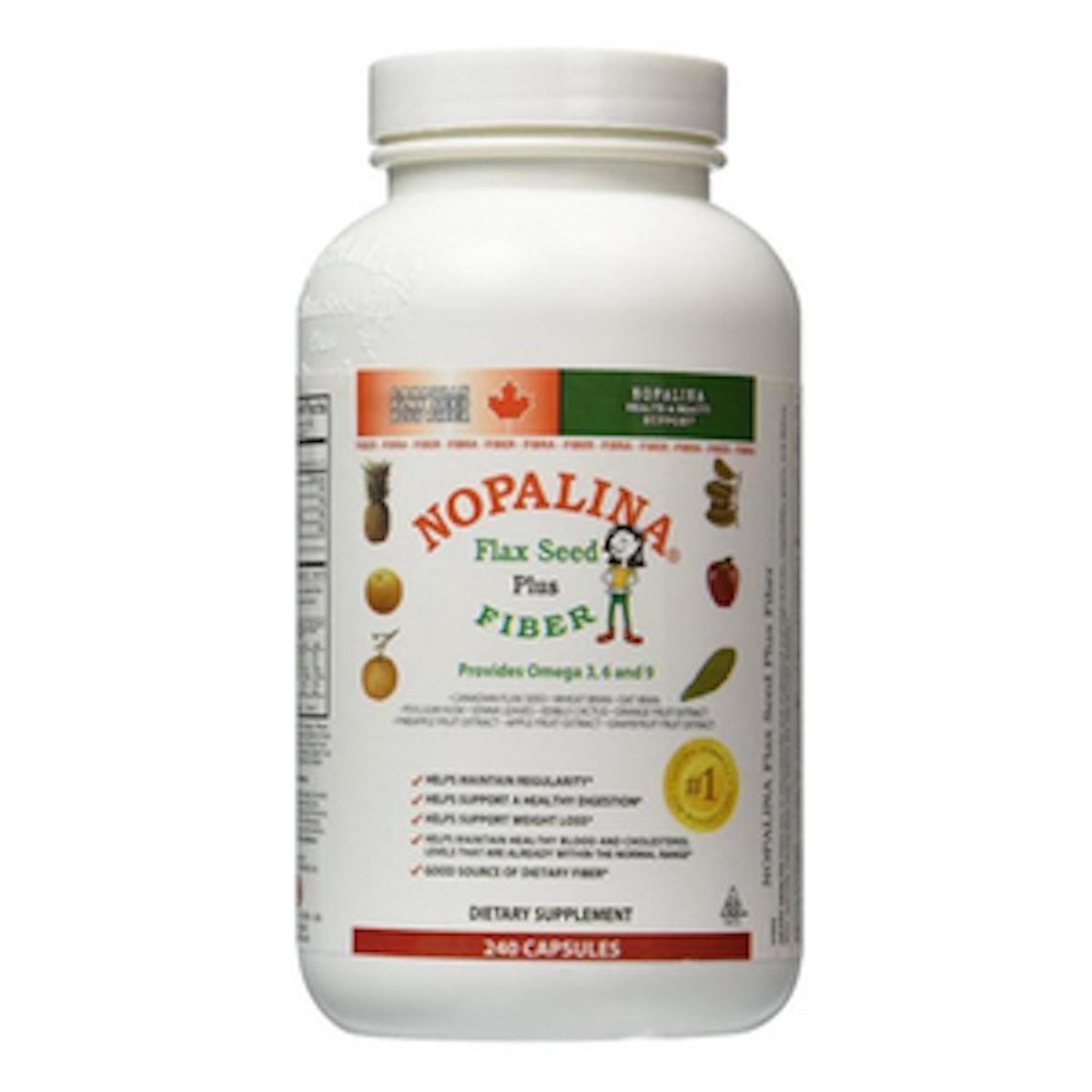 Nopalina Flax Seed Capsules