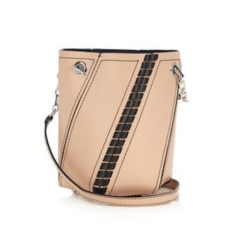 Hex Mini Leather Cross-Body bag