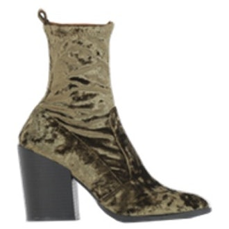 Gabriella Western Style Sock Boots