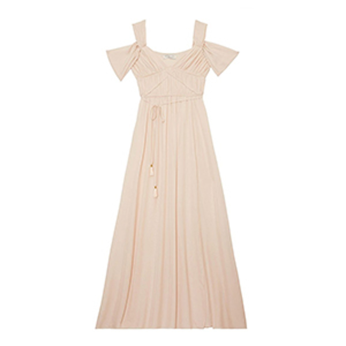 Colleen Silk Gown