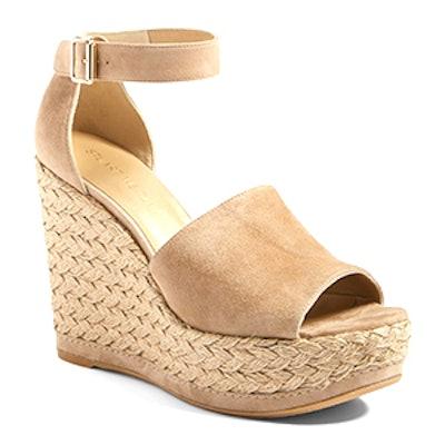 Sohojute Platform Wedge Sandal