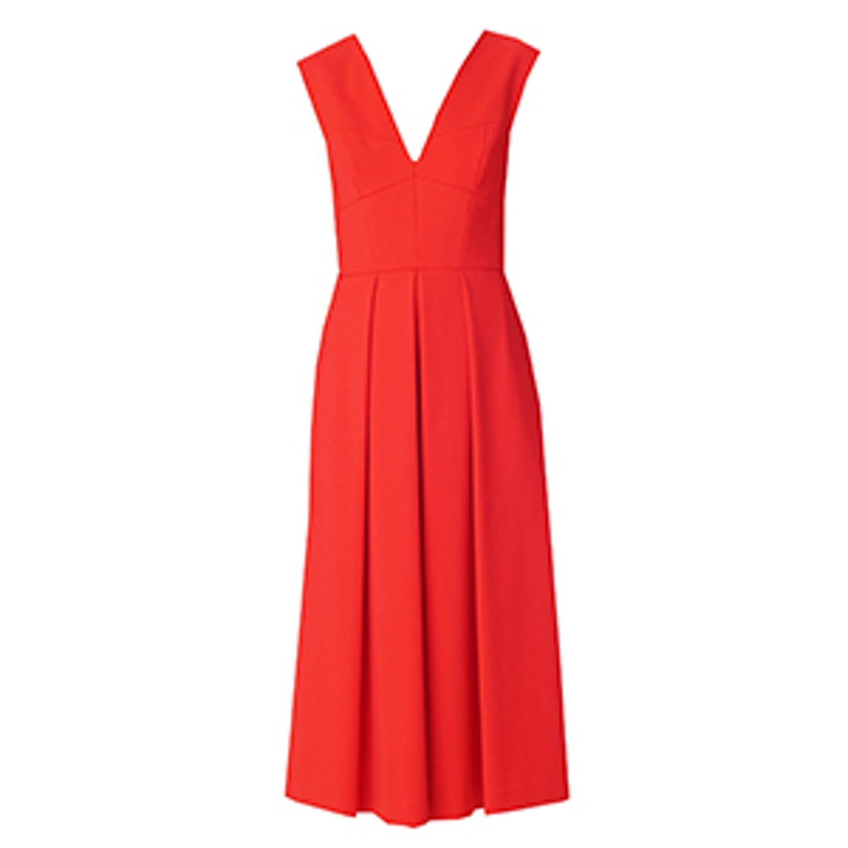 Agathe V-Back Dress