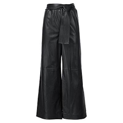 Leather Karate Pants