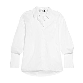 Spiral Cotton-Poplin Shirt