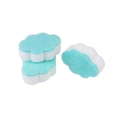 Cloud Shaped Sponge Cleaner