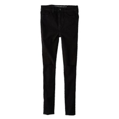 American Eagle Denim Super High-Rise Jeans