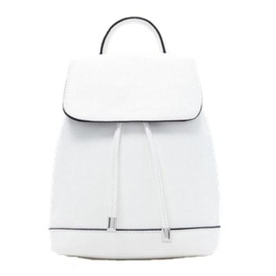 Forever 21 Flap-Top Backpack