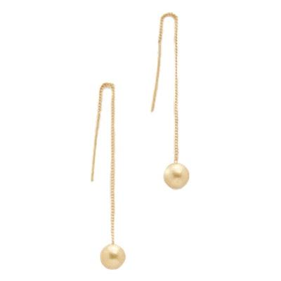 Madewell Thread Earrings