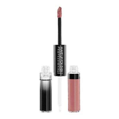 Aqua Rouge Liquid Lipstick in Rosewood