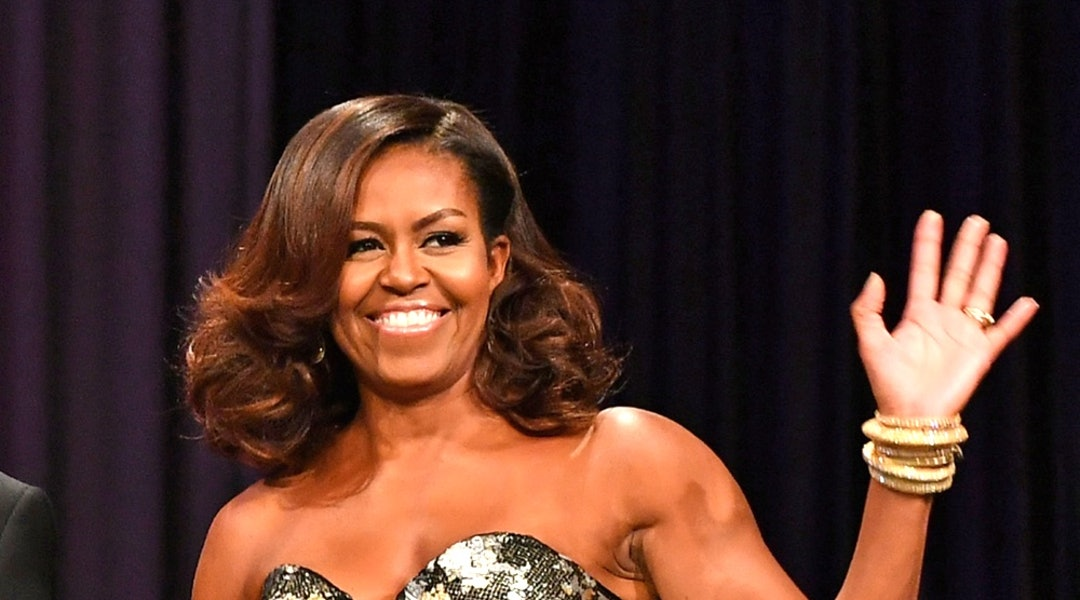 How Michelle Obama Upped Her Style Game