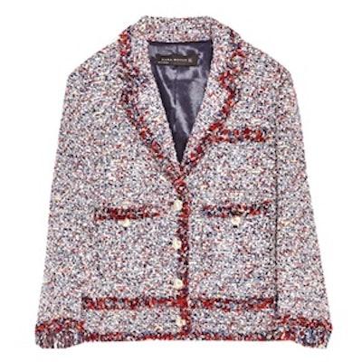 Frayed Jacket