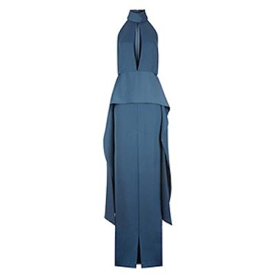 Stasia Halterneck Maxi Dress