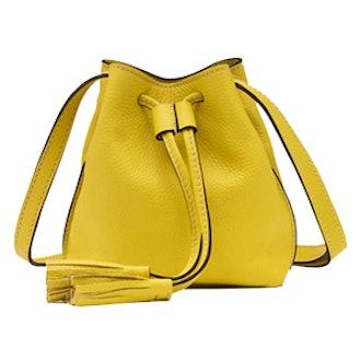Mini Tassel Pouch Bag