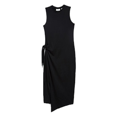 Curle Dress In Black