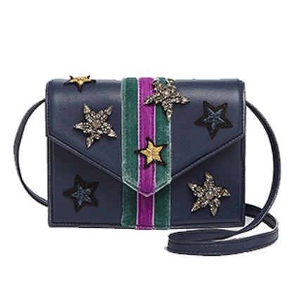 Felix Star Embellished Crossbody