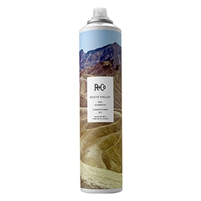 Death Valley Dry Shampoo