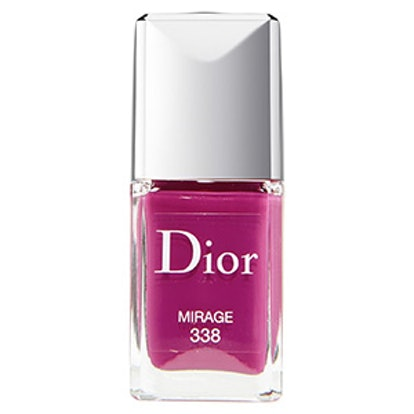 Dior Vernis Gel Shine and Long Wear Nail Lacquer in Mirage