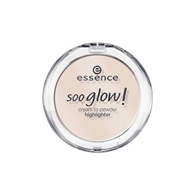 Soo Glow! Cream to Powder Highlighter