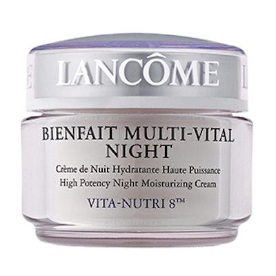 Bienfait Multi-Vital Night – High Potency Night Moisturizing Cream