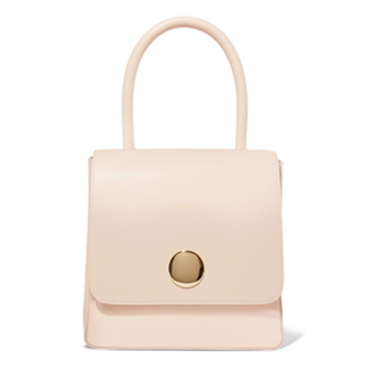 Posternak Leather Tote