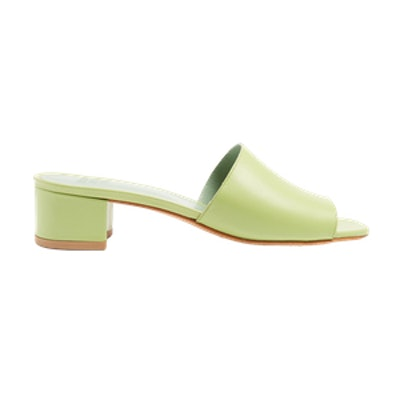 Sophie Leather Sandals
