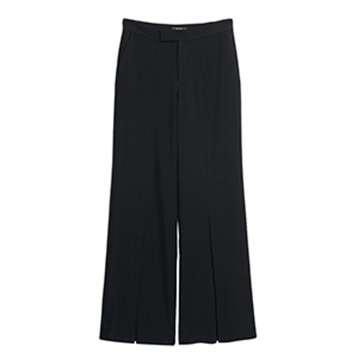 Tailored Slit Trousers