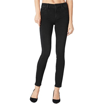Hoxton Ankle Skinny Jeans With Vintage Seams
