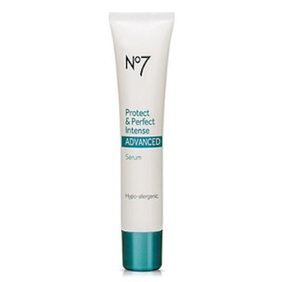 No7 Plastic Tube Protect & Perfect Advanced Serum