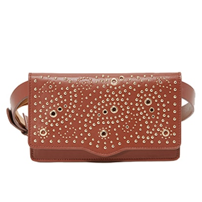 Bandana Stud Belt Bag