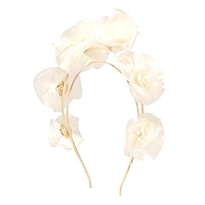 Silk-Georgette Headband
