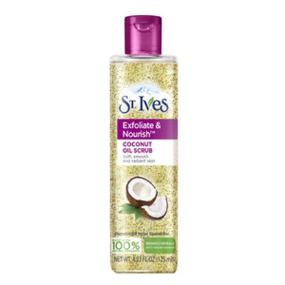 Exfoliate and Nourish Coconut Oil Scrub