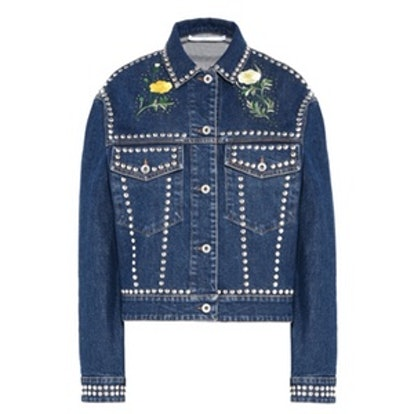 Nashville Embroidery Denim Jacket