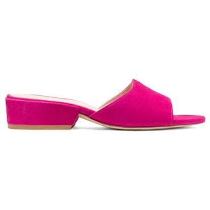 The Sliderules Sandal