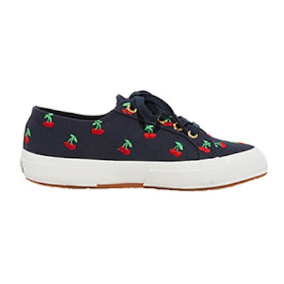2750 Embroidered Cotu Sneakers