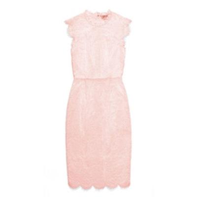 Suzette Lace Mini Dress