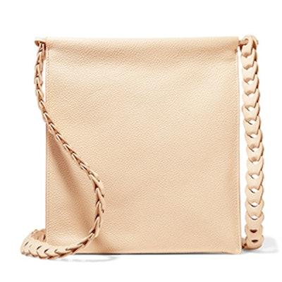 Medicine Textured-Leather Shoulder Bag