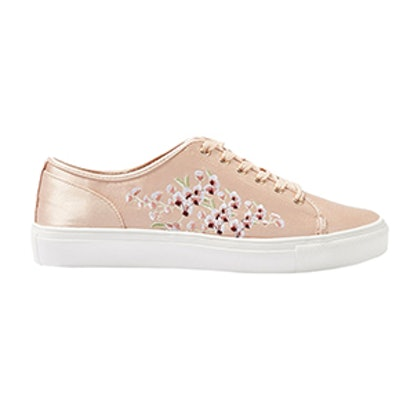 Cupid Embroidery Trainers