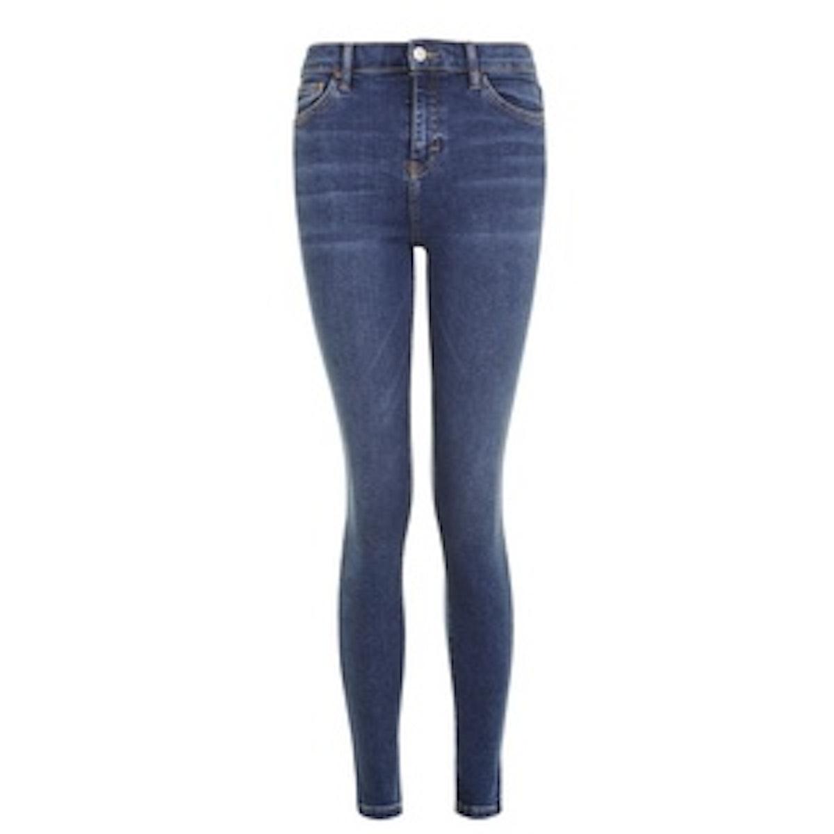 MOTO Rich Indigo Jamie Jeans