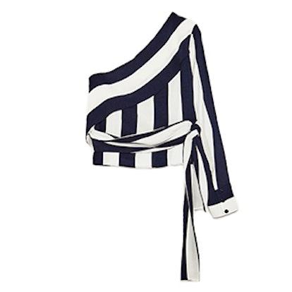 Striped Asymmetric Top