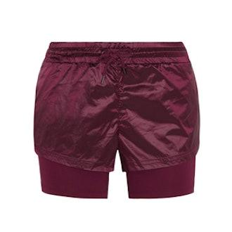 Run Layered Climalite Shell And Jersey Shorts