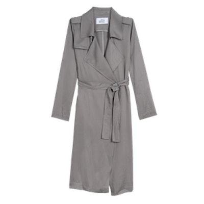 Women's Angelina Tencel Trench Coat