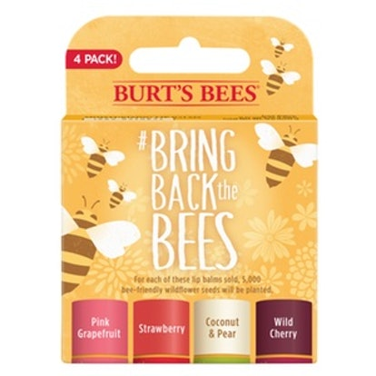 Bring Back The Bees Lip Balm 4-Pack