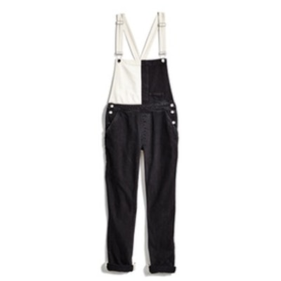 Two-Tone Overalls